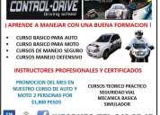 Aprende a manejar!! excelente promociÓn!!