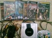 Venta de consola gamecube , y de juegos de xbox 360