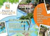 Paraiso del conquistador. club campestre , turismo de descanso y spa.