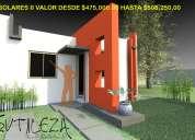 Te ofrecemos diferentes opciones inmobiliaria annjor s.a de c.v pachuca