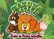Salon de fiestas infantiles hakuna matata