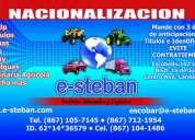 Aduanal y logistica e-steban