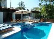 Villa princess acapulco diamante,4 recámaras,en campo de golf,alberca privada