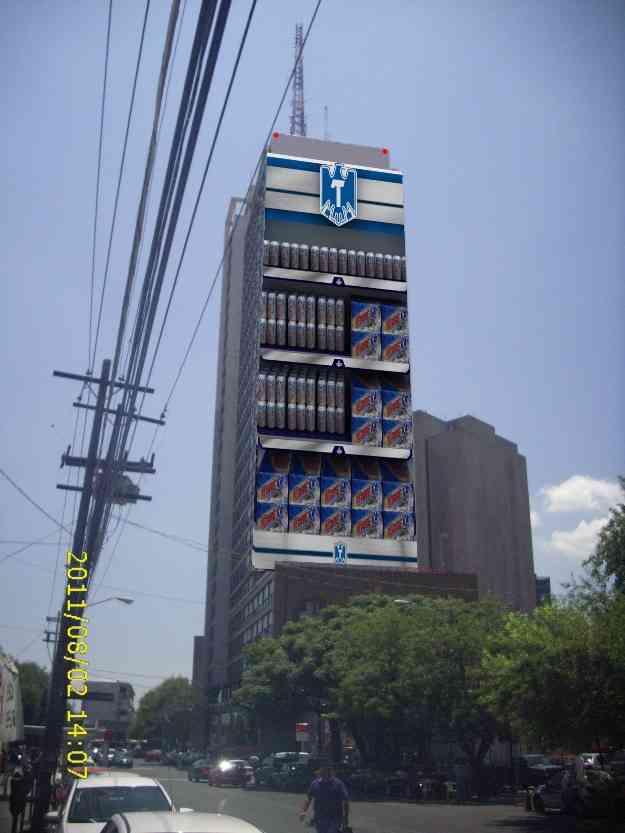 Renta piso 12 edificio latino