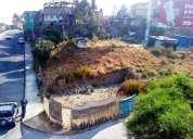 Terreno en carlos a. madrazo en méxico, distrito federal - $15,000,000 mxn