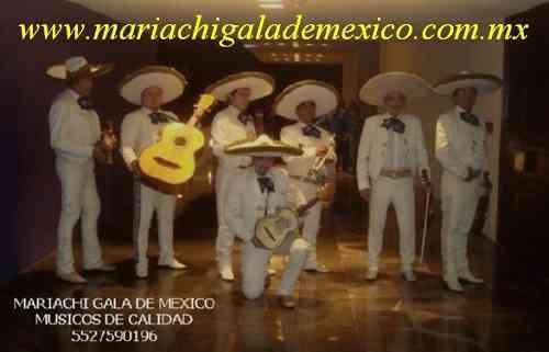Servicio de Mariachis en Tlalnepantla Tel 56146513