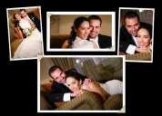 Paquetes para bodas y xv años, foto y video, mexico df