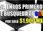 540 anuncios en internet por solo 200.00 pesos ¡!¡!