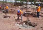 servicio de construccion y remodelacion