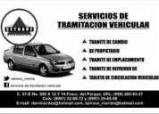 Tramites vehiculares en yucatán
