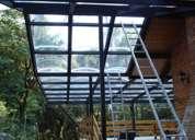 Domos, policarbonato, techos tranlicidos, acrilico, lamina de yute