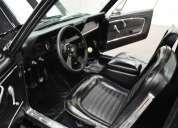 1966 ford mustang fastback gt 350 clone 4 speed