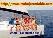 Turismo y negocio online para todo el mundo