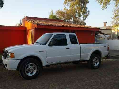 2004 Camioneta Ranger Edge Cabina Y Media