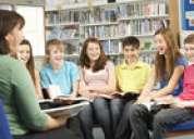 Regularización estudiantes primaria y secundaria.