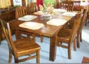 Muebles importados y nacionales excelen