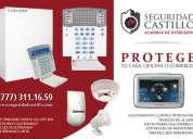 venta e instalaciÓn  de alarmas y cercas electrificadas
