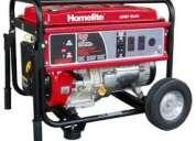 Generador, panta de luz marca honda homilet 13hp 6000watts