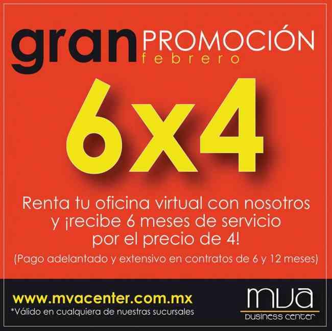 Gran promocion al rentar tu oficina virtual en fastoffice for Alquiler oficina virtual