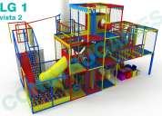 Juegos infantiles fabricantes en mexico resbaladillas extremas