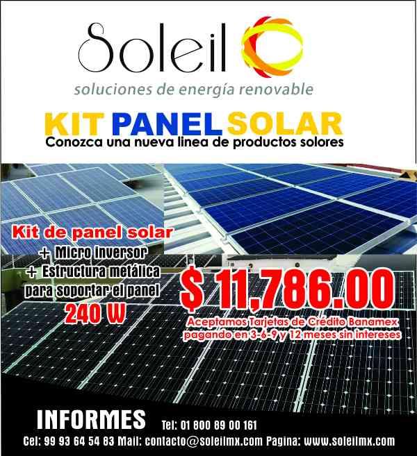 Celdas Solares Venta Mexico Airea Condicionado