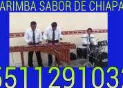 Marimba para tus fiestas en coacalco 5511291032