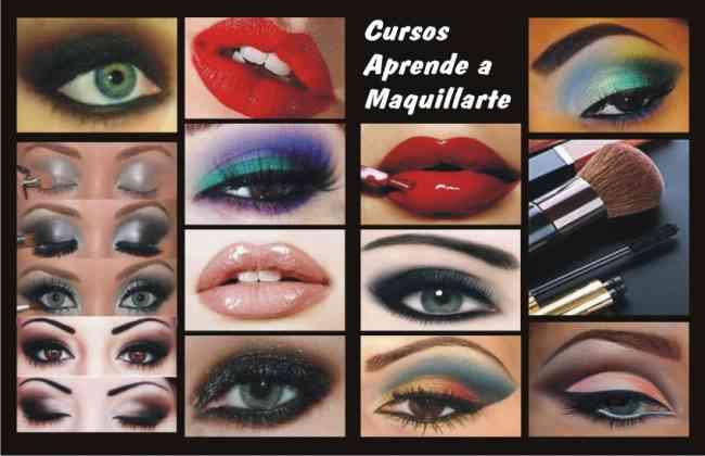 Curso Aprenda A Maquillarse Incluye Material Domingos