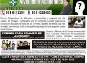 Velmon nivelacion academica