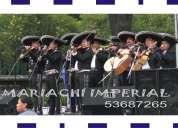 Informes y reservaciones de mariachis 53687265 en tlalpan urgentes 24 horas
