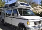 Motorhome ford coachmen econoline e250 en excelentes condiciones