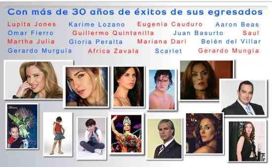 ACTUACION CANTO DANZA  DESARROLLO ESCENICO EN FAMOSA ESCUELA C/30
