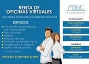Oficina virtual $1.000.00 con domicilio fiscal y servicios incluidos