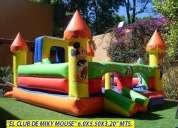 Juegos inflables para todas las edades