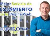 Alojate.com.mx - el web hosting de méxico seguro y confiable para tu empresa o negocio