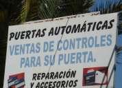 reparacion de puertas automaticas