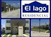 """Casa en """"el lago residencial"""" ¡el placer de vivir!"""