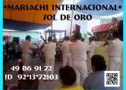Mariachis por el rumbo de cuajimalpa 49869172 urgentes 24 horas distrito federal
