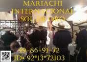 Telefono de mariachis urgentes alvaro obregon serenatas economicas alvaro obregon 49869172