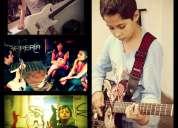 Curso de verano para niÑos y jÓvenes de rock, vocal y dj