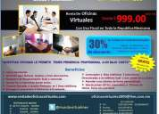 oferta de oficinas virtuales en cuernavaca