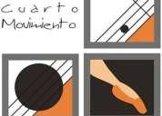 Clases de jazz academia cuarto movimiento