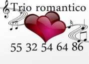 Contratar trios musicales en alvaro obregon