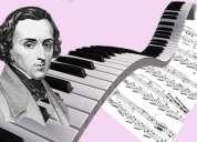 Clases de piano o teclado personalizadas (clasico,jazz,blues,rock