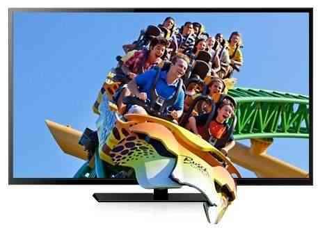 """MODERNA TELEVISION LED 24"""" MARCA HAIER SERIE M600, Full hd"""