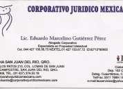 Registro de marcas, patentes y drechos de autor