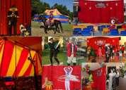 circo garabatos en tus eventos