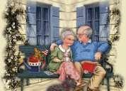 Servicio de cuidadora en su casa