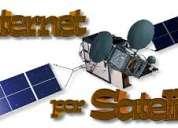 Internet banda ancha satelital sin limites