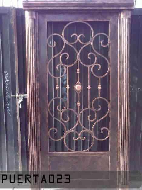 Fotos de puertas de herreria artistica puebla capital otros servicios puebla - Puertas herreria ...