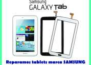 Touch screen para tablet samsung sm-t210